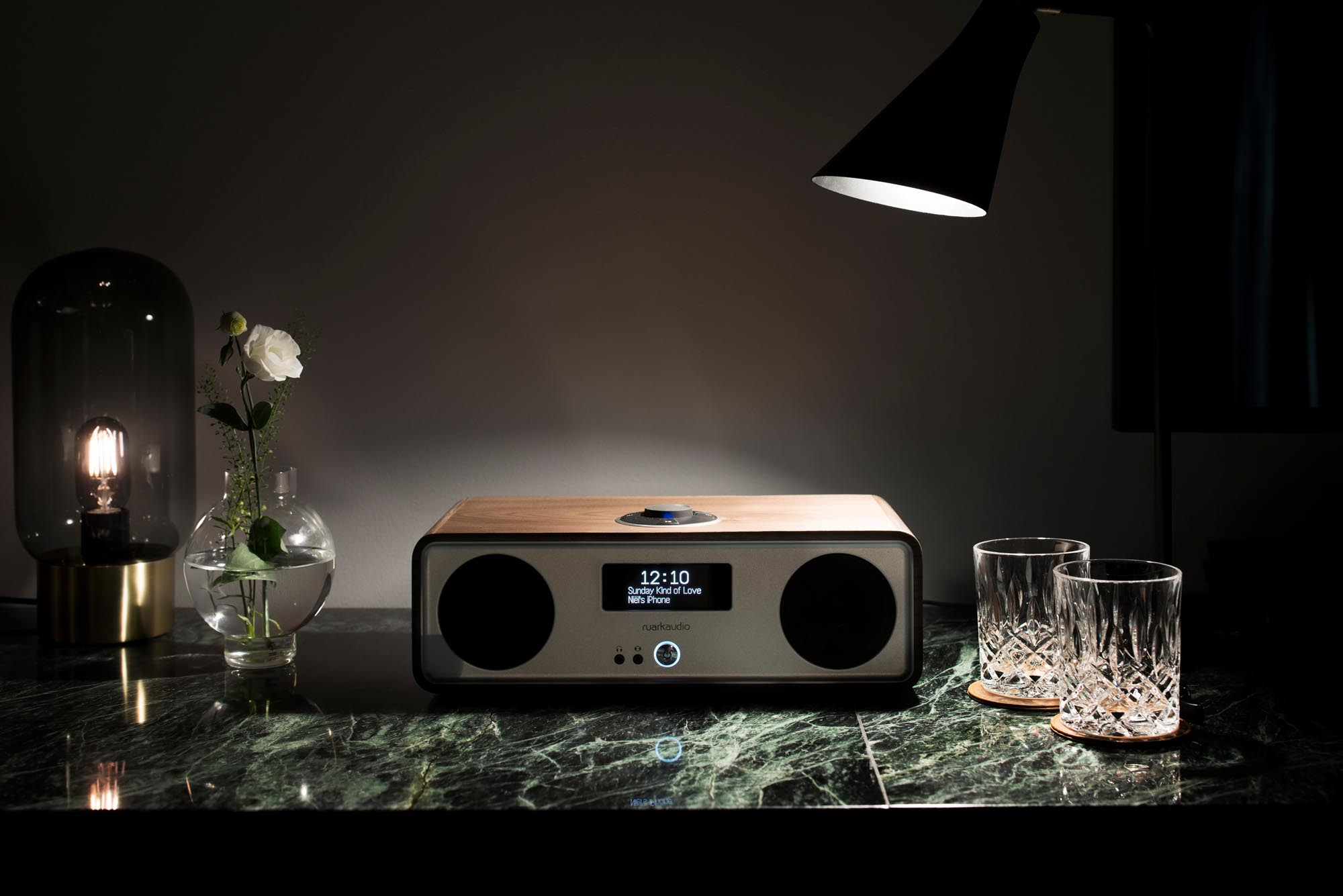 At Six in-room audio Ruark speaker_Andy Liffner