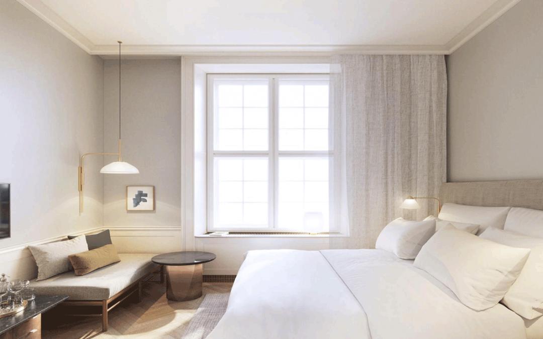 VILLA COPENHAGEN – NEOBAROQUE PALACE TRANSFORMED INTO LUXURY HAVEN